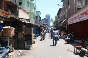 "Chor Bazaar, or ""Thieves' Market"""